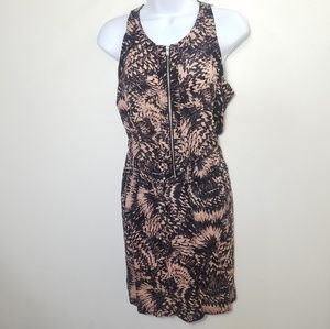 IRO Carson dress with exposed zipper size 2